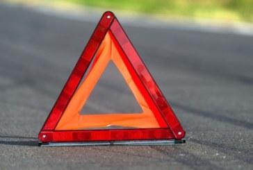 Верижна катастрофа! 7 коли в сблъсък с багер