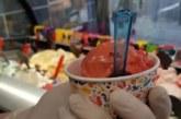 Кафене предлага лют сладолед, от който се умира