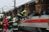 РЕЛСИТЕ ПЛУВНАХА В КРЪВ! Два влака с зверски сблъсък, има загинали и ранени
