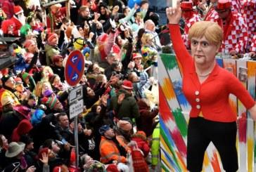 Стотици хиляди се събраха на карнавала в Кьолн