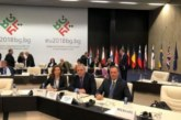 Кметът на Банско Г. Икономов обсъди с министри от държавите, членки на ЕС, варианти за растеж на приходите от туризма и подобряване сигурността на пътуващите
