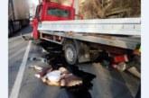 Мелето на Е-79 е жестоко! Три катастрофи блокираха пътя, 2-ма са ранени