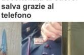Българин заби нож в италианска полицайка