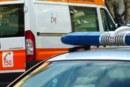 Газова бутилка гръмна в апартамент, жена откарана в болница