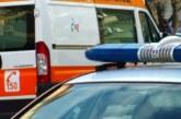 Момиче се опита да пресече улицата в Кресна, моторист я помете