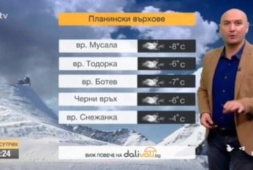 Емо Чолаков ни оправи настроението, ръси бисери рано сутрин в ефира
