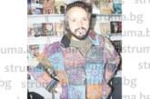 Калин Терзийски дари на благоевградските библиотеки последния си роман, всеки екземпляр с посвещение на приятеля му Радо, син на бившата учителка Зоя Златанова