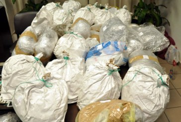 Хванаха български пенсионери с 9 кила хероин в Гърция