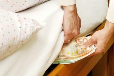 Кое е най-сигурното място да скрием парите си вкъщи