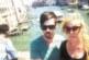 Благоевградската лекарка д-р Мустафова изненадана от годеника си Ербил с огромно светещо сърце за личен празник