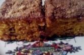 Кекс с бисквити