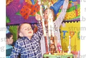 Детско парти за 3-ия рожден ден на наследника си устрои общинският съветник Огнян Атанасов