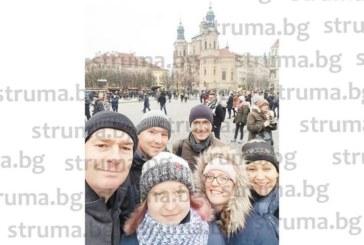 Юристката на МБАЛ – Благоевград релаксира със съпруга си и приятели в сърцето на Европа