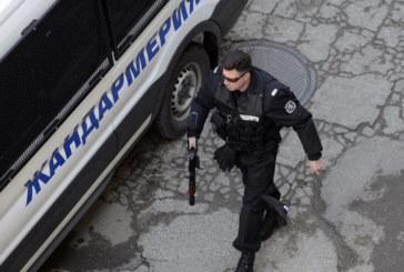 АКЦИЯ! Жандармерия и полиция обсадиха ромска махала