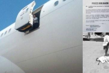 Ужасяващ инцидент в Уганда! Българска стюрдеса падна от самолет и издъхна /шокиращи кадри/