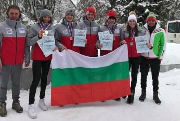 Двама от сапаревобанската школа се позлатиха в спринта на пистата в Златибор