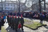 С военни почести и тържествена програма община Сандански отбеляза 3 март