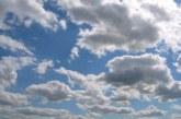 Променлива облачност, живакът скача