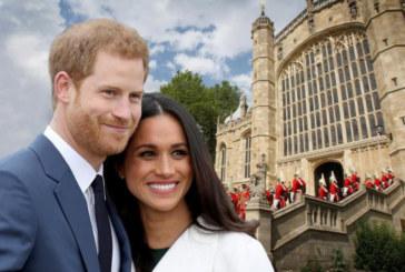 ШОК! Годеницата на принц Хари лъсна гола в мрежата (СНИМКИ)