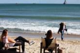 Живакът скочи и варненци се втурнаха на плаж