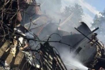 ТРАГЕДИЯ! Самолет се разби във Филипините, няколко души загинаха