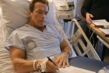 Терминаторът Арнолд Шварценегер след операцията: Аз се върнах