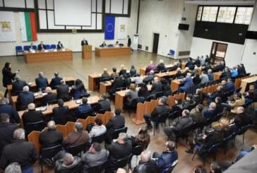 Министър Радев и кметове от Благоевградска област обсъдиха мерки за повишаване на сигурността