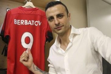 Бербатов става треньор в Дубай