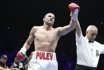 Тервел Пулев, нокаутира американец, осма поредна победа за българина