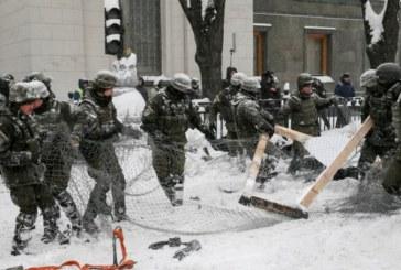 Касапница в Киев, 10 ранени, има арестувани