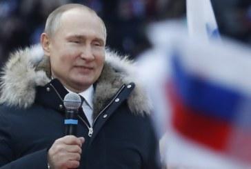 Владимир Путин поздрави българите с празника
