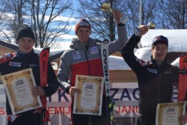 Български алпиец спечели слалома в Загреб