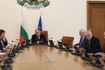 Б. Борисов към министрите: До всяка дупка на пътя – полицай