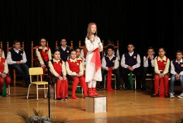 Празничен спектакъл на ученици от Банско в чест на националния празник