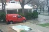 """Общински чиновник сгафи яко пред кафе """"Радина"""" в Благоевград"""