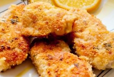 Хрупкави пилешки филета