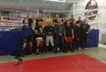Дупнишки кикбоксьори гостуваха в Скопие на шампиона Ст. Цветков