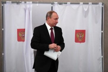 Путин гласува и заяви: Устройва ме всеки резултат, ако победя