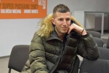 Контузеният екснационал Ил. Мицански от Сандански замина да се долекува в Полша