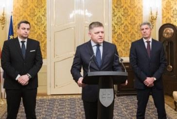 Словашкият премиер: Готов съм да си подам оставката