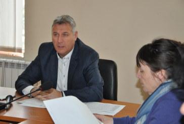Кметът на община Разлог инж. Красимир Герчев се срещна с животновъди