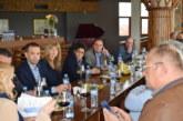 Кметът на Сандански се срещна с винопроизводители от региона за формирането на винено-кулинарна дестинация