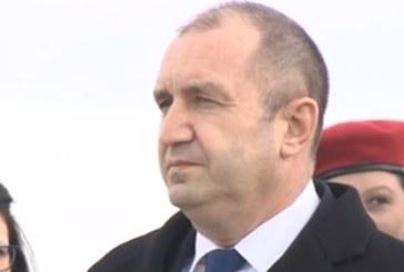 Президентът Радев на Шипка: Скелето на свободата ни е изградено от български и руски кости