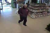 Полицията издирва мъж, откраднал портфейл с пари в магазин