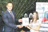 Зам. министър Манолев награди в Петрич финалистите в 12-ото национално ученическо състезание по счетоводство