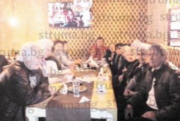 Съученици от випуск 1958 на НХГ /бивша Солунска/ празнуваха три в едно