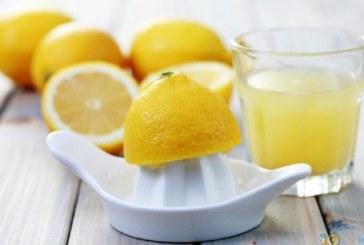 10 полезни свойства на лимоновия сок