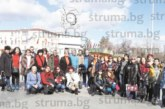"""Екипът на ПМГ """"Яне Сандански"""" сплотява редици с тиймбилдинг в Македония"""
