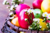 Благоевград с празнична Великденска украса