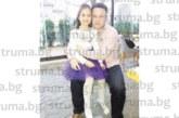 Тате Запрян изненада малката Марги от Сандански